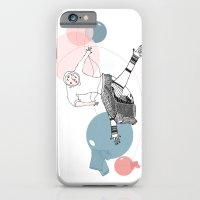 farewell bubbles  iPhone 6 Slim Case