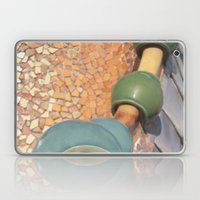 Gaudì roofs Laptop & iPad Skin