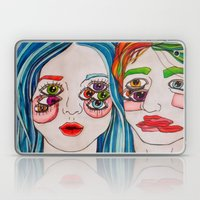 You're A Monster Too Laptop & iPad Skin