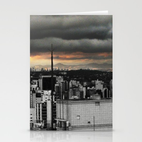 Dark Sky SP Stationery Card