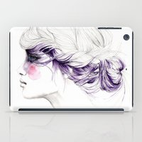 Purple iPad Case