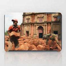 Brickwork iPad Case