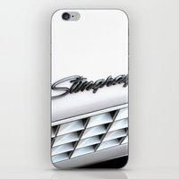 Stingray iPhone & iPod Skin