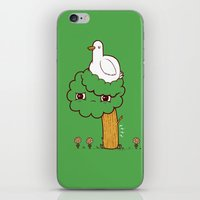No Fat Chicks iPhone & iPod Skin