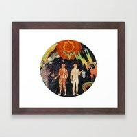Innerworkings Framed Art Print