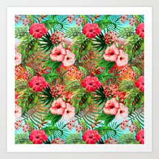 Paraiso Art Print
