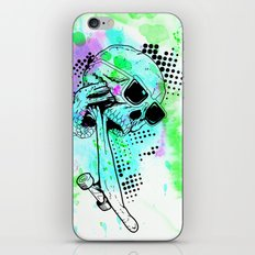Skater Deadication iPhone & iPod Skin