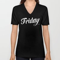 Friday Unisex V-Neck