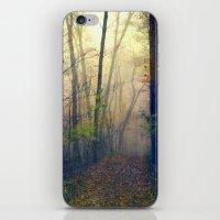 Wandering In A Foggy Woo… iPhone & iPod Skin