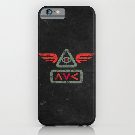 Ave iPhone & iPod Case