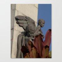 Fallen angels Canvas Print