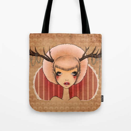 Wicked Pearls Tote Bag