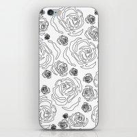 rose repeat iPhone & iPod Skin