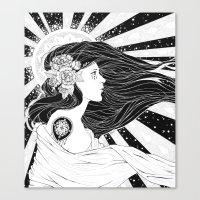 Drops of Jupiter Canvas Print