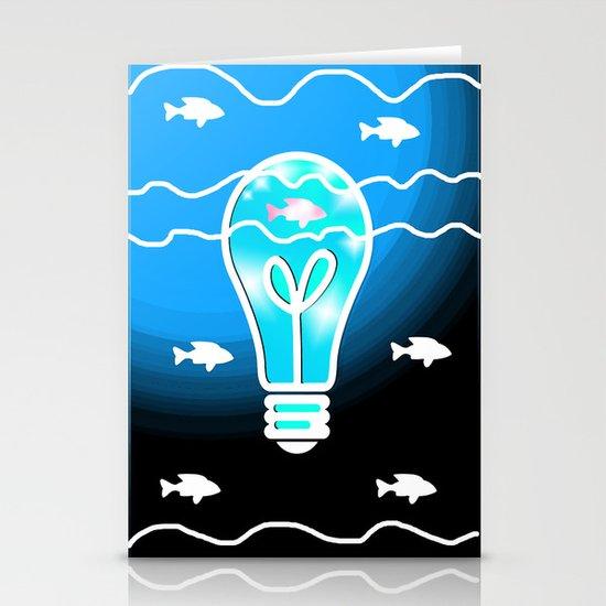 Shine the Way Stationery Card