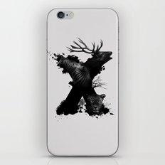 X ANIMALS iPhone & iPod Skin