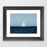 Our ultimate goal Framed Art Print