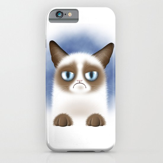 Nope (Grumpy Cat) iPhone & iPod Case