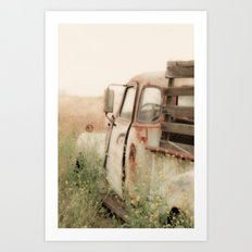 Good Morning maynard Art Print