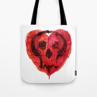 Dearly Departed Tote Bag