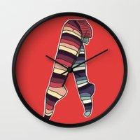 Ni Hachi Wall Clock