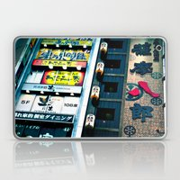 TKY-Shinjuku Laptop & iPad Skin