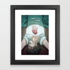 Remarkable Boy (Will Graham) Framed Art Print
