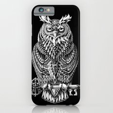 Great Horned Owl Slim Case iPhone 6s