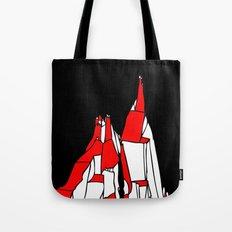 Kazalt Mountain Tote Bag