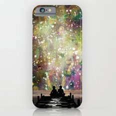 The Universe Was Ours iPhone 6 Slim Case