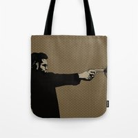 Kittappa Series - Brown Tote Bag