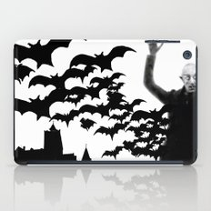 Nosferatu - the real bat iPad Case