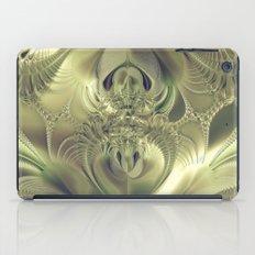 Metallic Leaves iPad Case