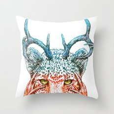 Cheedeera Throw Pillow