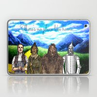 No Place Like Home Wizar… Laptop & iPad Skin