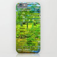 iPhone & iPod Case featuring Landscape of My Heart (4 as 1) by Wayne Edson Bryan