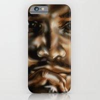 iPhone & iPod Case featuring Golden by GreenEyedPaintGuy