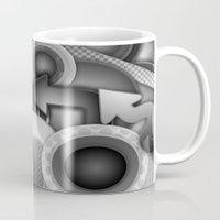 Monochrome Mayhem  Mug