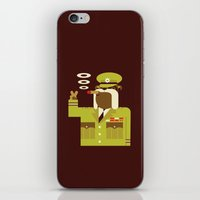 Major Winston Bulldog iPhone & iPod Skin