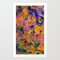 Wait // M83 Art Print