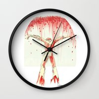 from the water Wall Clock