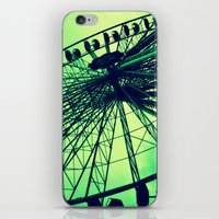 Big wheel [Vienna] iPhone & iPod Skin