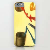 iPhone & iPod Case featuring Life Changes by Kimberly Castello