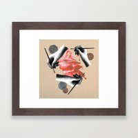 Recycle Framed Art Print