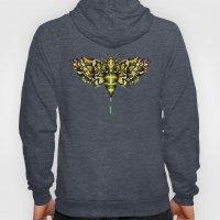Exhotic Moth Hoody