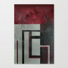 Order & ChaOs Canvas Print