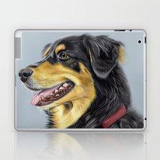 Dog Portrait 1 Laptop & iPad Skin