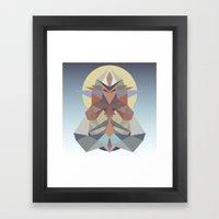 Samuradiator II Framed Art Print