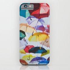 Umbrellas iPhone 6s Slim Case