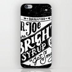 Don't Be Stupid Elixir iPhone & iPod Skin